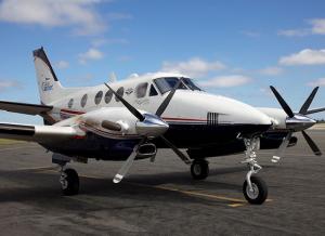 Aerotaxi Beechcraft